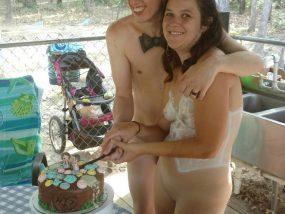 Naked comic con babes